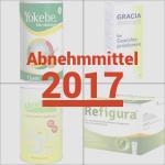 Die besten Abnehmmittel 2017