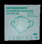 Mund- & Atemschutzmasken im Überblick: Swissbrands Filtrierende Halbmaske Typ FFP2 NR