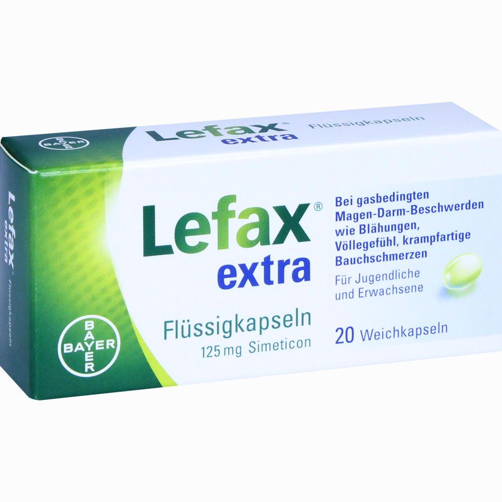 Lefax Verstopfung