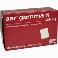 Aar Gamma N 300mg Dragees  80 Stück