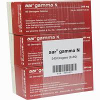 Aar Gamma N 300mg  Dragees 240 Stück