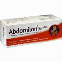 Abbildung von Abdomilon N Sirup 100 ml