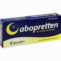 Abopretten  Tabletten 20 Stück