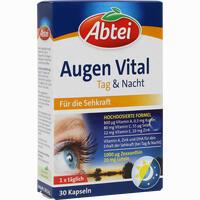Abtei Augen Vital Tag & Nacht  Kapseln 30 Stück
