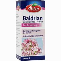 Abtei Baldrian Beruhigungs-tropfen   100 ml