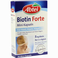 Abtei Biotin Forte 30 Stück
