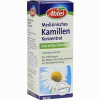 Abtei Medizinisches Kamillen Konzentrat   50 ml