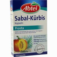 Abtei Sabal Kuerbis Kaps  54 Stück