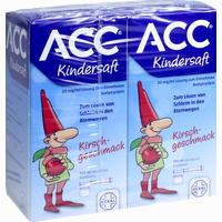 Acc Kindersaft  Lösung 200 ml