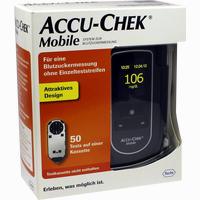 Accu-Chek Mobile Set Mg/Dl Iii 1 Stück