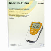 Accutrend Plus Mg/Dl 1 Stück