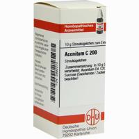 Aconitum C200  Globuli 10 g