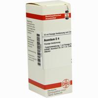 Aconitum D4  Dilution 20 ml