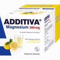 Additiva Magnesium 300mg N  Pulver 60 Stück