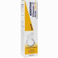 Abbildung von Additiva Vitamin C 1000mg Brausetabletten Zitrone  20 Stück