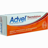Advel Thermobalsam 0.6627-1.8292 G/100 G Crme  Creme 100 g