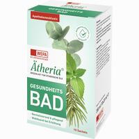 ätheria Revitalisierendes Gesundheitsbad Bad 10X20 ml