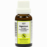Agaricus Kompl Nestm 127  Dilution 20 ml