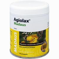 Abbildung von Agiolax Madaus Granulat 100 g