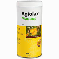 Abbildung von Agiolax Madaus Granulat 250 g