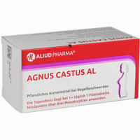 Abbildung von Agnus Castus Al Filmtabletten 100 Stück