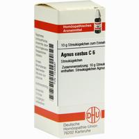 Agnus Castus C6  Globuli 10 g
