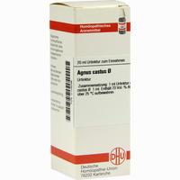 Agnus Castus D1 Urtinktur Dilution 20 ml