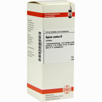 Agnus Castus D1 Urtinktur Dilution 50 ml