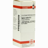Agnus Castus D2  Dilution 20 ml