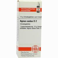 Agnus Castus D2  Globuli 10 g