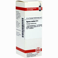 Agnus Castus D4  Dilution Dhu-arzneimittel 20 ml