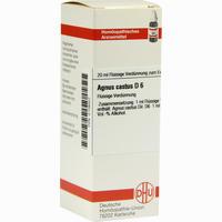 Agnus Castus D6  Dilution 20 ml