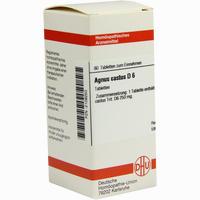 Agnus Castus D6  Tabletten 80 Stück