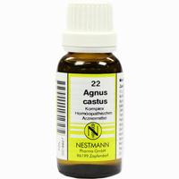 Agnus Castus Kompl Nr 22  Dilution 20 ml