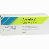 Abbildung von Aknefug- Oxid Mild 5% Gel 50 g
