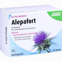 Alepafort Mariendistel 60 Stück