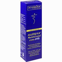 Allergika Nachtkerzenölcreme  100 ml