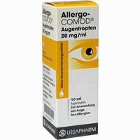 Allergo-comod Augentropfen   10 ml