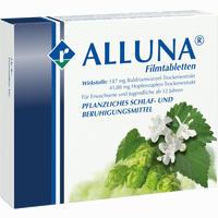 Abbildung von Alluna Filmtabletten 20 Stück