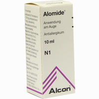 Alomide  Augentropfen 10 ml