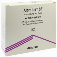 Abbildung von Alomide Se Augentropfen 50 x 0.4 ml