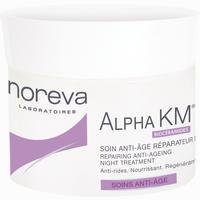 Alpha Km Regenerierende Nachtpflege  Creme 50 ml