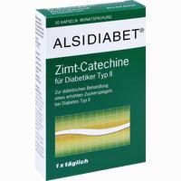 Abbildung von Alsidiabet Zimt- Catechine 30 Stück
