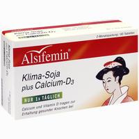 Abbildung von Alsifemin Klima- Soja Plus Calcium D3 Tabletten 60 Stück