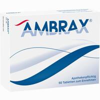 Ambrax  Tabletten 50 Stück