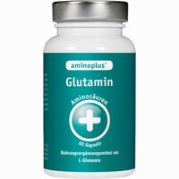 Aminoplus Glutamin  Kapseln 60 Stück