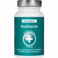 Aminoplus Methionin Plus Vitamin B-komplex  Kapseln 60 Stück