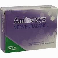 Abbildung von Aminosyx Nervenbalance Syxyl Tabletten 120 Stück