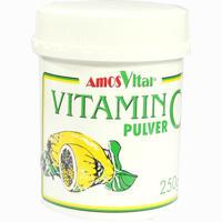 Amosvital Vitamin C Pulver  250 g