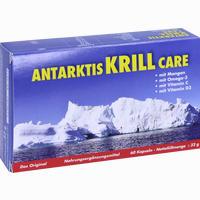Abbildung von Antarktis Krill Care Kapseln 60 Stück